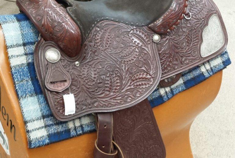 used western saddles Archives - Schatzlein Saddle Shop